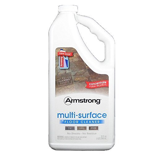 Armstrong Multi-Surface Floor Cleaner Concentrate 32oz (Pack of (Armstrong Cleaner)