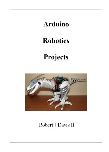 Arduino Robotics Projects (English Edition)