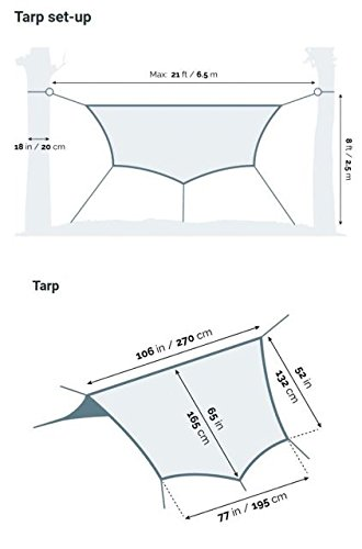 Amok Draumr 3.0 Complete Hammock System by Amok Equipment (Image #1)