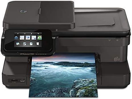 Amazon.com: HP Photosmart 7520 CZ045A Wireless Color Touch Screen e ...