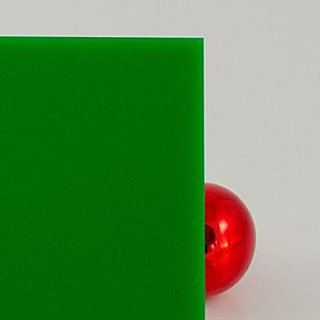 3 mm PLEXIGLAS/® dunkelgr/ün 6H01 GT und Au/ßenbereich farbiges PLEXIGLAS/® zur Anwendung im Innen Ma/ße 100x70x0,3 cm
