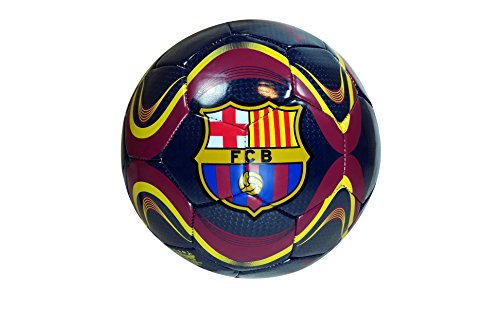 Ball - Away Colors/Orange - Size 5 (Fc Barcelona Champions League)