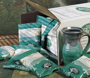 Green Mountain Coffee Vermont Country Blend 24 2.2oz Bags by Unknown