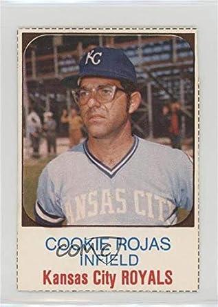 Amazoncom Cookie Rojas Baseball Card 1975 Hostess All