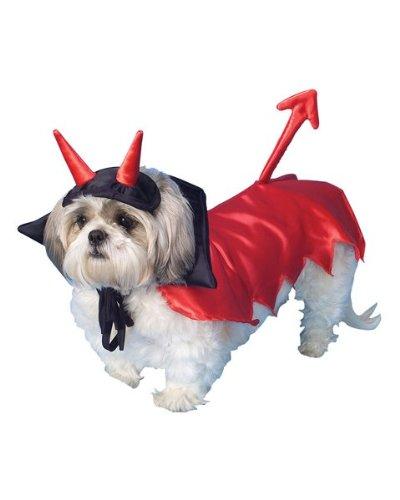 Devil Dog Pet Costume (Devil Dog Costume - Large)