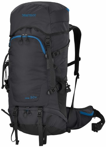 Marmot Odin 50 Plus Pack, Medium, Black, Outdoor Stuffs
