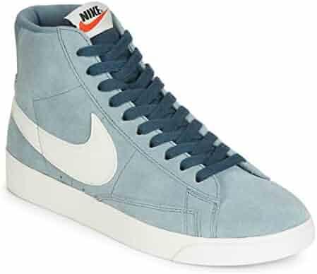 brand new 5395e b55b8 Nike Blazer Mid Vintage Suede Womens Womens Av9376-002 Size 10