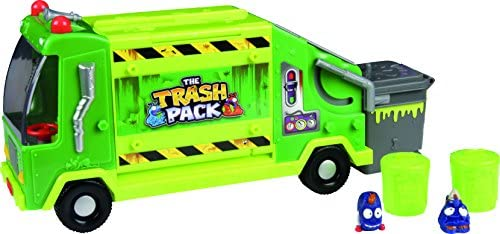 The Trash Pack Trashies Garbage Truck by Moose Toys Trashies ...