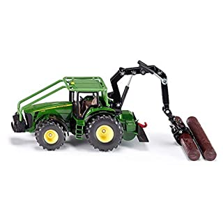 Sieper GmbH John Deere 8430 Forestry Tractor