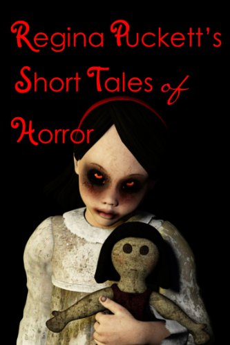 Regina Puckett's Short Tales of Horror cover