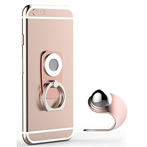 KCOOL Magnetic Phone Mount Holder,2 In 1 Phone Ring & Magnet