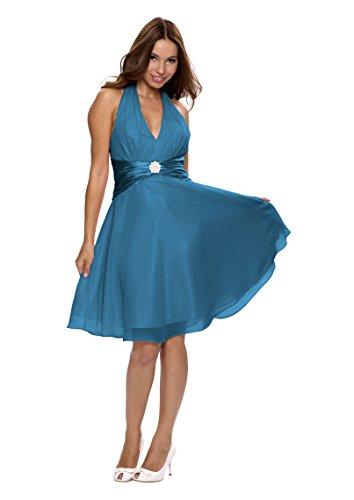 Turquesa Astrapahl Türkis Vestido para Mujer 11vzCw