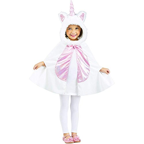 Lil Unicorn Cape Toddler Costume