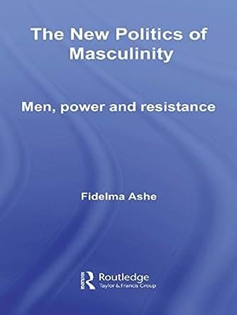 Masculinity and politics