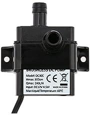 An-self Bezszczotkowa pompa wodna, pompa do stawu fontanny, akwarium i modelarstwa, wyporność: 300 cm, DC 12 V, 4,5 W
