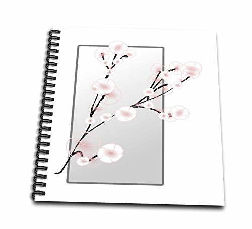 cherry blossom drawing book - 6