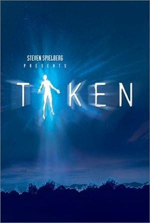 Amazoncom Steven Spielberg Presents Taken Dakota Fanning
