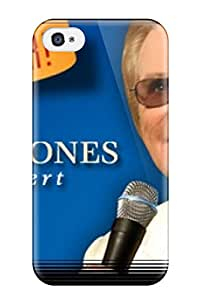 Defender Case For Iphone 4/4s George Jones Free Pattern