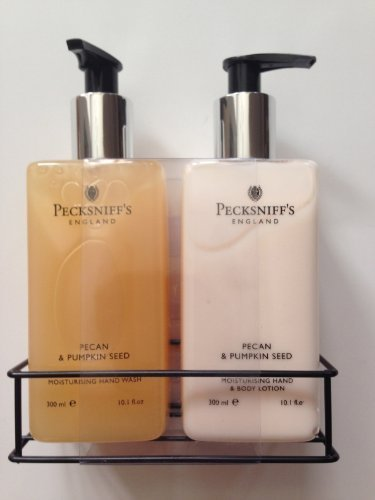 Pecksniff's Pecan & Pumpkin Hand Wash & Hand Body Lotion Set ()