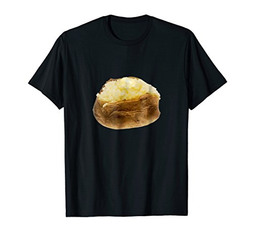 Baked Potato Graphic t-shirt Favorite Carb Side Dish