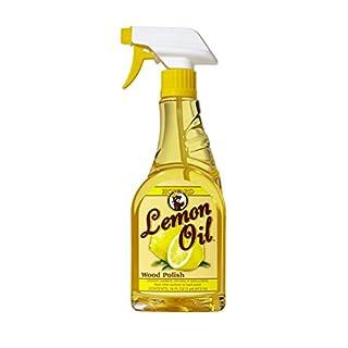 Howard LM0016 Lemon Oil Wood Polish, 16-Ounce