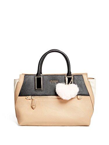 GUESS Factory Women's Rosalee Faux-Leather Satchel