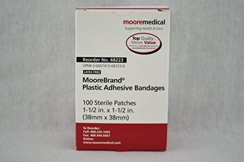 Moore Medical Adhesive Bandages 1.5