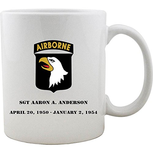 Customizable Army 101st Airborne Division 11oz. Coffee Mug