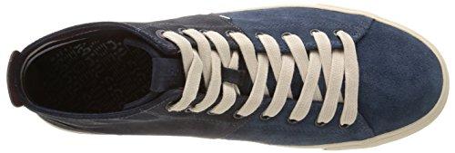 Tommy 3B Uomo Varsity Hilfiger 284 Sneaker Blu vv0ZR