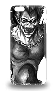Faddish Phone Japanese Death Note 3D PC Soft Case For Iphone 6 Plus Perfect 3D PC Soft Case Cover ( Custom Picture iPhone 6, iPhone 6 PLUS, iPhone 5, iPhone 5S, iPhone 5C, iPhone 4, iPhone 4S,Galaxy S6,Galaxy S5,Galaxy S4,Galaxy S3,Note 3,iPad Mini-Mini 2,iPad Air )