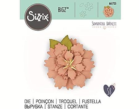 Dahlie by Emily Tootle Sizzix Bigz Stanzer