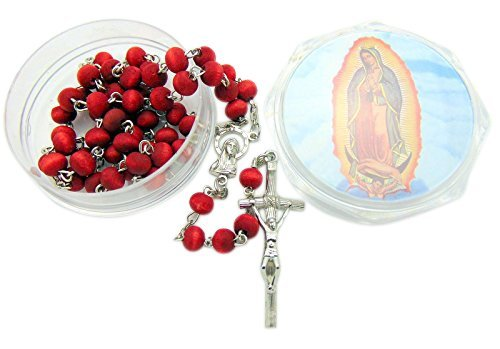 Our Lady Of Guadalupe Rosary (Our Lady of Guadalupe Rose Scented Rosary)