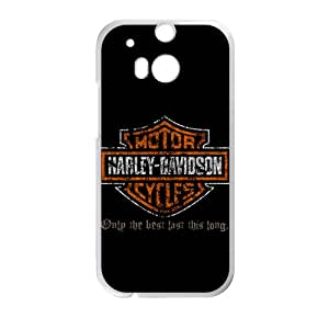RHGGB Motorcycle Harley Davidson Cell Phone Case for HTC One M8