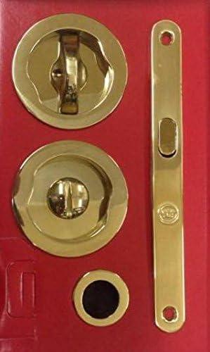 Juego nicchie circulares para puertas correderas K1200 – con condena: Amazon.es: Bricolaje y herramientas