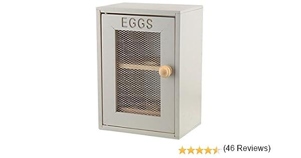 /Armario para Huevos Frescos Gris Apollo/