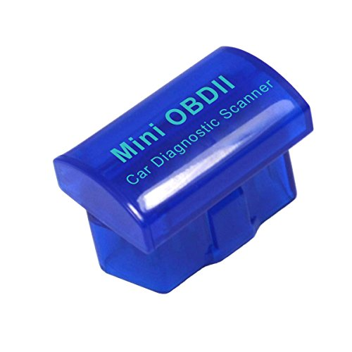 Galleon - AUTOS-FAMILY New Super Mini OBDII ELM327 Bluetooth OBD2
