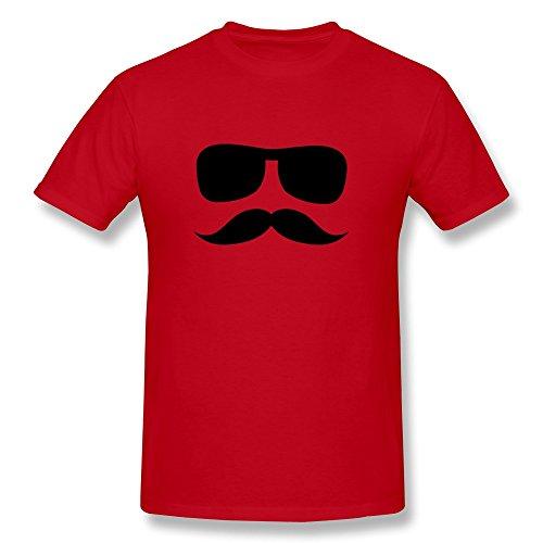 Men Mexico F1 Tee,Red T-shirts By HGiorgis 3X - F1 Sunglasses