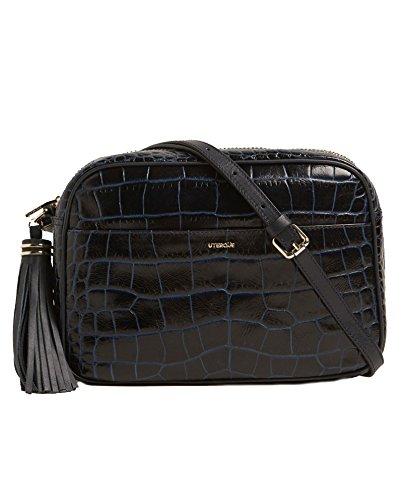 Uterque (Zara) Donna Borsa tracolla maxi pelle 1436/701 ()