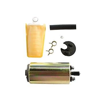 Muco nuevo alto rendimiento de repuesto eléctrico Intank Bomba de combustible w/Kit de instalación para varios modelos E8023: Amazon.es: Coche y moto