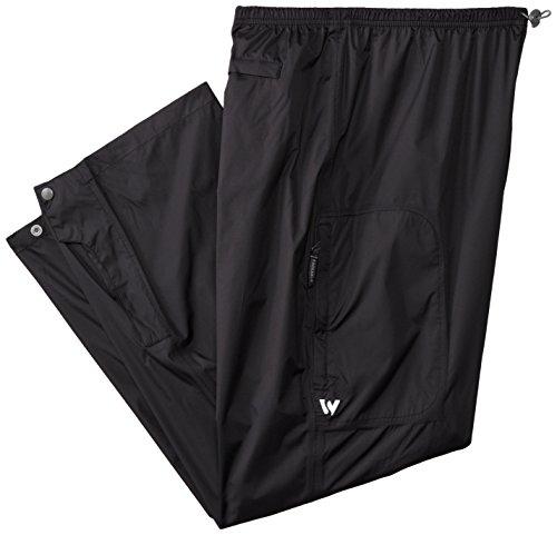 White Sierra Women's Trabagon Rain Pants - 31