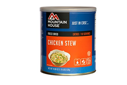 Mountain House Chicken Stew #10 Can ()