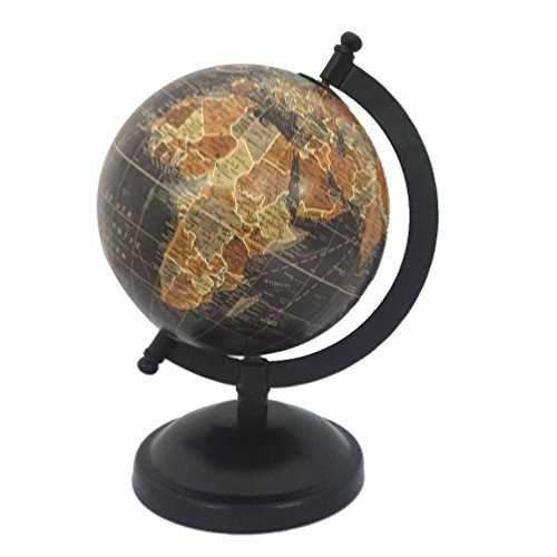 Indian globe handmade vintage style world map grey 5 ball globe indian globe handmade vintage style world map grey 5 ball globe world map wooden standing desktop accessories home decor collection globe buy online in publicscrutiny Image collections