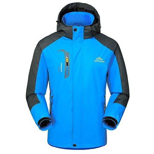 Waterproof Breathable Jacket - 7