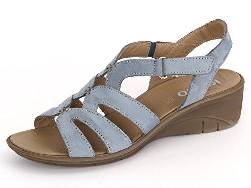 IGI & Co Damen Sandale avio (Blau) 7817000