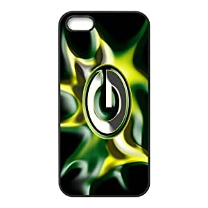 Custom Green Bay Packers NFL Back Cover Case for iphone 5,5S by shannon fry