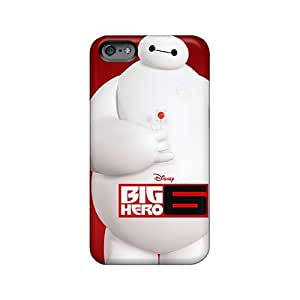 Iphone 6plus IVt3218RcgL Custom Colorful Big Hero 6 Pictures Scratch Resistant Hard Phone Covers -KerryParsons
