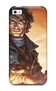 Hot Tpu Cover Case For Iphone/ 5c Case Cover Skin - Fable