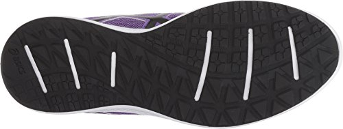 ASICS 1154A014 Kid's Lazerbeam EA Running Shoe, Orchid/Performance Black - 1 by ASICS (Image #2)