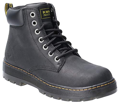 Dr. Martens - Men's Winch NS Light Industry Boots, Black, 10 US