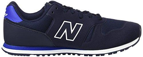 navy Kd373 Azul Zapatillas Niños Unisex Para Balance New 70qxwOfx
